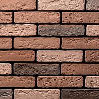 Декоративный камень Air Stone Токио А01.50 (бордовый/коричневый) -