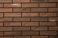 Декоративный камень Petra Туринский кирпич 12П2 (бордовый/темно-серый) -