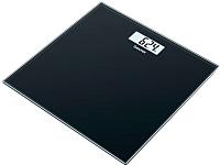 Напольные весы электронные Beurer GS 10 (черный) -