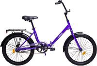 Велосипед AIST Smart 20 1.1 (фиолетовый) -