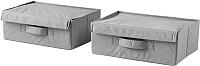 Набор коробок для хранения Ikea Фуллсмокад 203.953.74 -