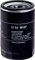 Масляный фильтр Hengst H14W07 -