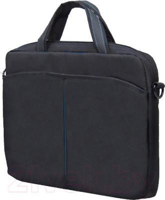 Сумка для ноутбука Versado 303 (черный) - общий вид