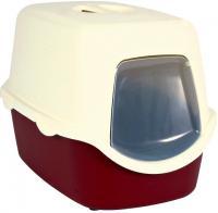 Туалет-домик Trixie Vico 40273 (бордово-кремовый) -