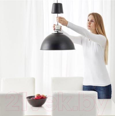 Потолочный светильник Ikea Скуруп 204.071.26