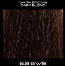 Крем-краска для волос Wild Color 6.8 6WB (180мл)