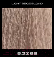 Крем-краска для волос Wild Color 8.32 8B (180мл)