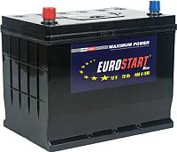 Автомобильный аккумулятор Eurostart Blue Asia R+ (70 А/ч) -