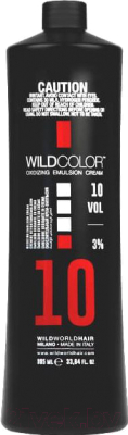 Эмульсия для окисления краски Wild Color Oxidizing Emulsion Cream 10Vol (995мл)