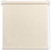 Рулонная штора АС ФОРОС Шатунг 8000 72x160 (кремовый) -