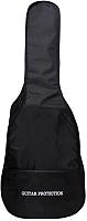 Чехол для гитары Emuse AGB 41-10 (черный) -
