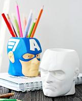 Подставка настольная Нашы майстры Супергерой / 1123 (декорированный) -