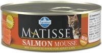 Корм для кошек Farmina Matisse Mousse Salmon (85г) -