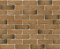 Декоративный камень Stone Mill Кирпич Шамотный ПГД-1-Л 0304 (коричневый) -