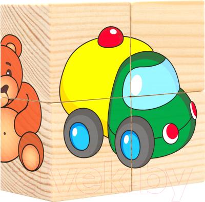 Развивающая игрушка Анданте Кубики. Игрушки / RDI-D482а