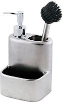 Дозатор моющего средства с губкой Home and You 24676-SRE-DOZ -