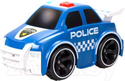 Игрушка на пульте управления Silverlit Полицейская машина Tooko / 81484 игрушка попрыгун altacto полицейская машина белый