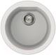 Мойка кухонная Elleci Fox Round G52 Bianco -