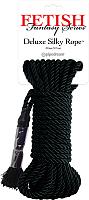 Фиксатор Pipedream Deluxe Silky Rope / 55359 (черный) -