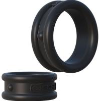 Набор эрекционных колец Pipedream Max-Width Silicone Rings / 44935 -