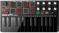 MIDI-клавиатура Akai Pro MPK Mini MK2 (Black) -