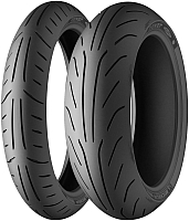 Мотошина универсальная Michelin Power Pure SC 120/70R12 58P TL -
