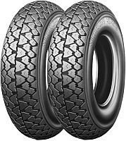 Мотошина универсальная Michelin S83 3.50R10 59J TL/TT -
