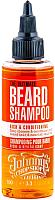 Шампунь для волос Johnny's Chop Shop Очищающий для бороды (100мл) -