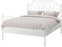 Каркас кровати Ikea Лейрвик 092.772.68 -