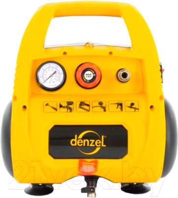 Воздушный компрессор Denzel РС 1/6-180