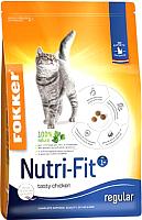 Корм для кошек Fokker Nutri-Fit / 4102 (2.5кг) -