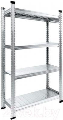 Стеллаж металлический Metalsistem S0.B.90.40/4 - общий вид
