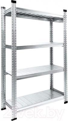 Стеллаж металлический Metalsistem S0.B.120.60/4 - общий вид