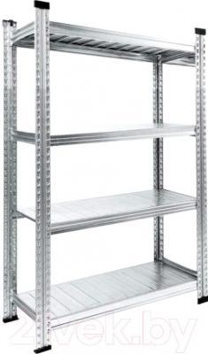 Стеллаж металлический Metalsistem S0.B.150.60/4 - общий вид