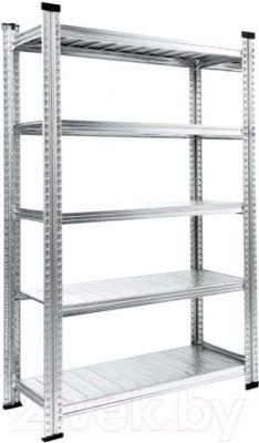 Стеллаж металлический Metalsistem S0.B.150.60/5 - общий вид