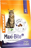 Корм для кошек Fokker Maxi-Bite / 4802 (2.5кг) -