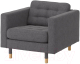 Кресло мягкое Ikea Ландскруна 192.691.59 -