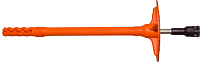 Дюбель для теплоизоляции ЕКТ VZ011327 (250шт) -