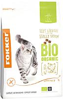 Корм для кошек Fokker Bio Organic / 4707 (7кг) -