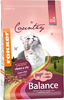 Корм для кошек Fokker Balance Meat & Fish / 2702 (2.5кг) -