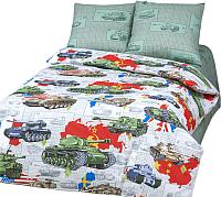 Комплект постельного белья АртПостель Танки 112 -