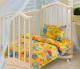 Комплект постельный в кроватку АртПостель Топтыжка 130 (желтый) -
