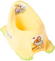Детский горшок Tega Сафари / SF-011-124 (желтый) -