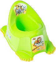 Детский горшок Tega Сафари / SF-011-125 (зеленый) -