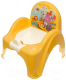 Детский горшок Tega Сафари / SF-010-124 (желтый) -