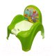 Детский горшок Tega Сафари / SF-010-125 (зеленый) -