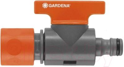 Соединитель для шланга Gardena 02977-20
