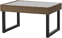 Кофейный столик садовый Ikea Соллерон 603.736.19 -