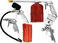Набор пневмоинструмента Mega 662435 -