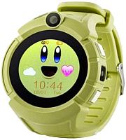Умные часы детские Wise WG-KD01 (салатовый) -